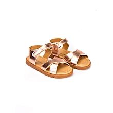 Bronze Fashionable Sandals