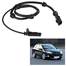 Car Front Left/Right ABS Wheel Speed Sensor for Peugeot 407 407SW Citroen C6 4545G6 4545A9