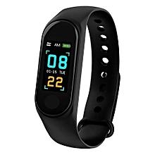 M3 Smart  Bracelet  Heart Rate Monitor,Sports Pedometer