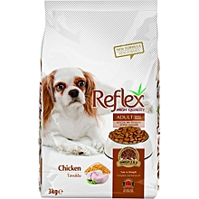 Adult Dog Food Small Breed Chicken - 3kg