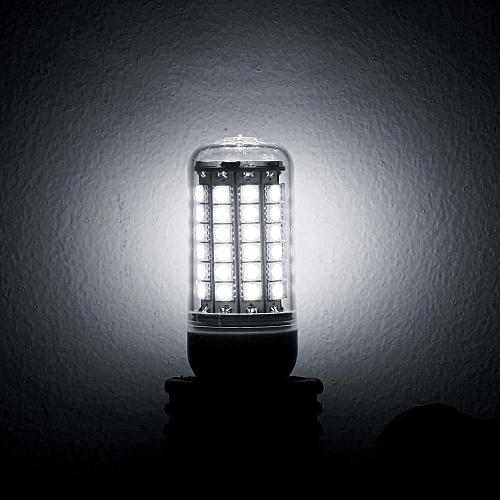 LIXADA LED Corn Light E27 12W 5050 SMD Bulb Lamp Lighting 69 Leds Energy  Saving 360 Degree White 220-240V