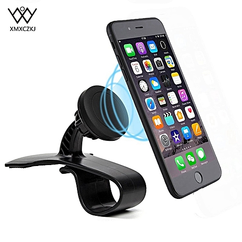 factory price a66c5 0f6c0 Universal Magnetic Car Phone Holder HUD Dashboard Mount MagnCar Holder Cell  Phone Stand Safe Driving for iPhone X 8 7 Plus