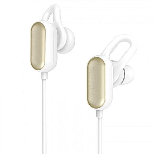 c9b1d1d8145 Generic Xiaomi Mi Bluetooth Earphone Youth Version Headset Bluetooth 4.1  Mic IPX4 Wireless Earphones for xiaomi mi 8 A2 Lite(#White)
