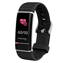 R01 nRF52832 TFT Screen Smart Watch Real time Dynamic Heart Rater Monitor Bluetooth Watch