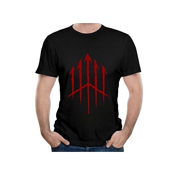 Buy Generic Men S Band At The Gates Song World Of Lies District Tee