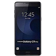 "Galaxy C9 Pro - 6"" - 64GB - 6GB RAM - 16MP Camera - Dual SIM - 4G/LTE - Black"