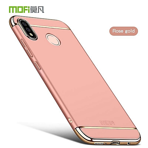 For Huawei Nova 3i 3in1 Full Protection Hard Matte Plating Case Phone Cover  For Huawei Nova 3i Housing 319696 c-0 (Color:Main Picture)