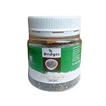 Organic Chia Seeds 125g