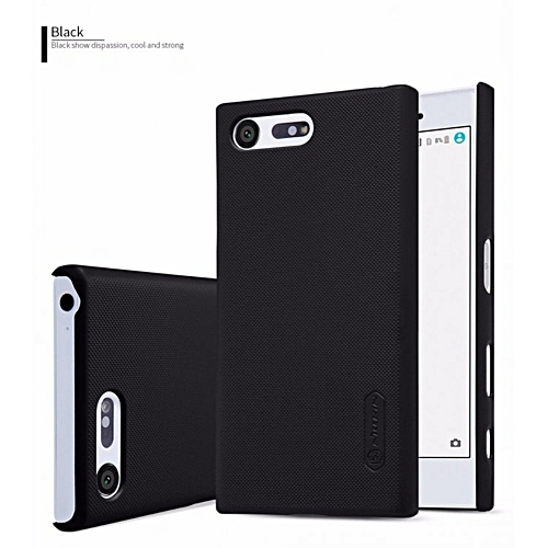 on sale 594ae 4c6a7 Super Frosted Shield Executive Case for Sony Xperia X Compact-Black