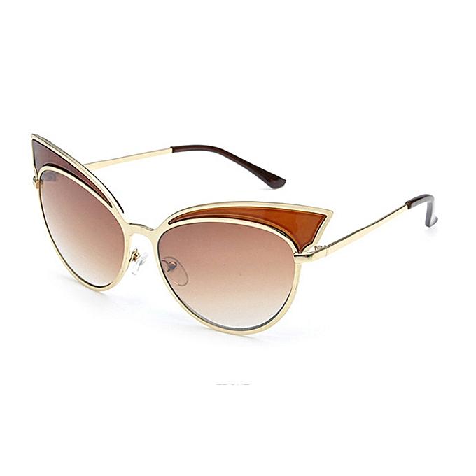 05960967c59 Cat Eye Sunglasses Women Coating Sun Glasses For Women UV400 Shades Ladies  Outdoor Oculos 2016 Retro