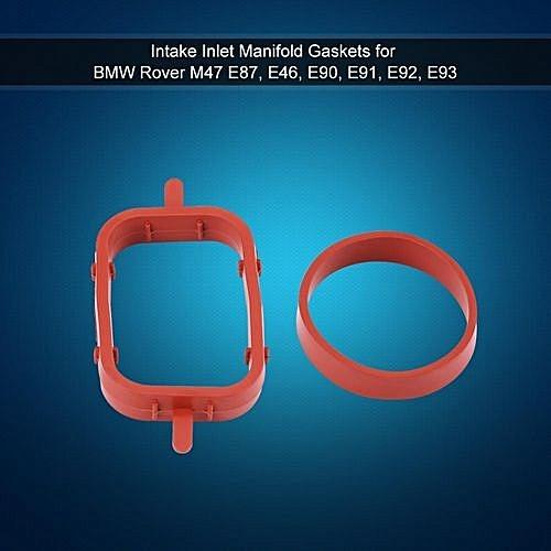 YOSOO 6pcs Intake Manifold Gaskets Sealed Repair Kit For BMW