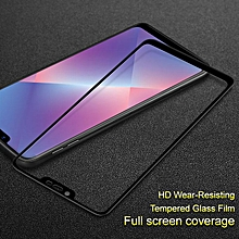 9H Full Cover Tempered Glass Screen Protector Film For OPPO A3s 226808 Color-0