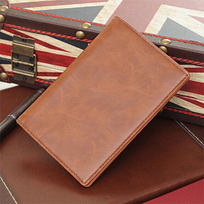 Buy Generic Passport Cover Cover Business Card Holder Men Credit