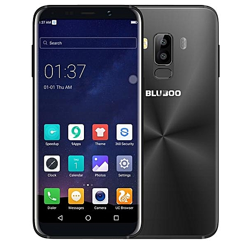 Bluboo S8 5.7 Inch Dual Rear Cameras Android 7.0 3GB RAM 32GB ROM MTK6750T Octa-Core 1.5GHz 4G Smartphone