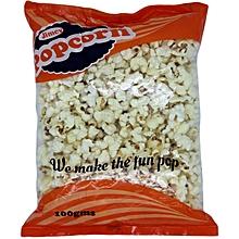 Salted Popcorn, 100g