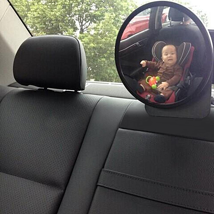 Easy View Back Seat Mirror Active Baby Premium Quality Car On Board Sign And