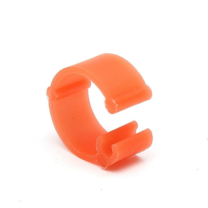 400pcs 6 mm Bird Ring Leg Bands For Parrot Finch Canary Hatch Grouped  Training