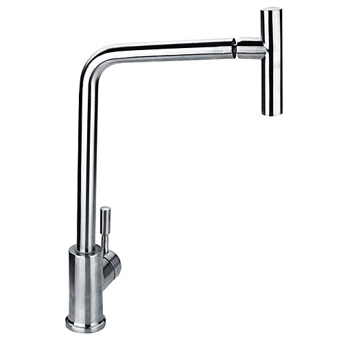 Buy Generic Plating Brushed Stainless Steel Kitchen Faucet Hot And