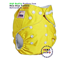 Washable Reusable Adjustable Baby Diaper with 2 Insert