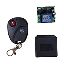 Relay DC12V 7A 1CH Wireless Remote Control Switch Transmitter Receiver System