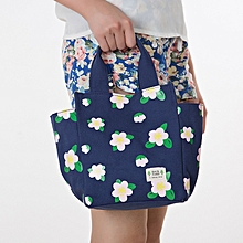 Portable Lunch Bag Insulated Thermal Cooler Lunch Box Tote Storage Bag Picnic Container