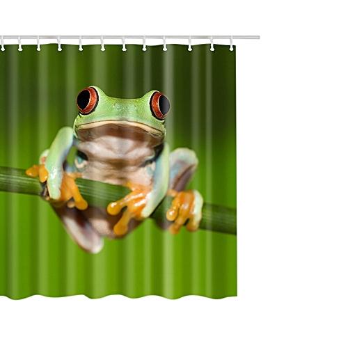 MUYI Fashion Polyester Fabric Shower Curtain 66 X 72inch Home Decor