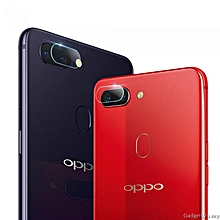 Full HD Clear Camera Lens Tempered Glass Screen Protector For Oppo F9 226455 Color-0