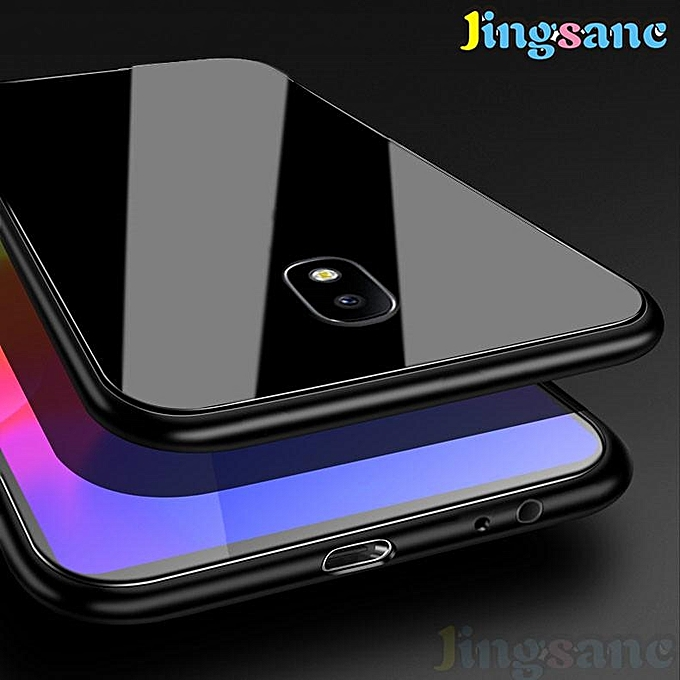 ... For Samsung Galaxy J3 Pro 2017 [Phone Case + Ring Holder + Lanyard + Tempered ...