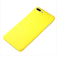 Slim Shock Absorption Colorful PC Bumper Case Cover For IPhone 7plus  5.5 inch