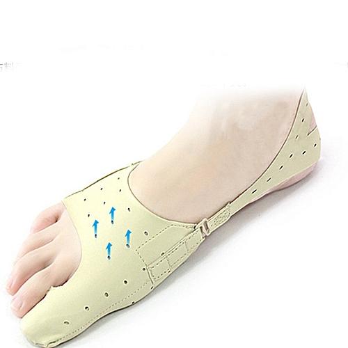 1Pair Toe Separator Hallux Valgus Bunion Corrector Orthotics Feet Bone Thumb  M