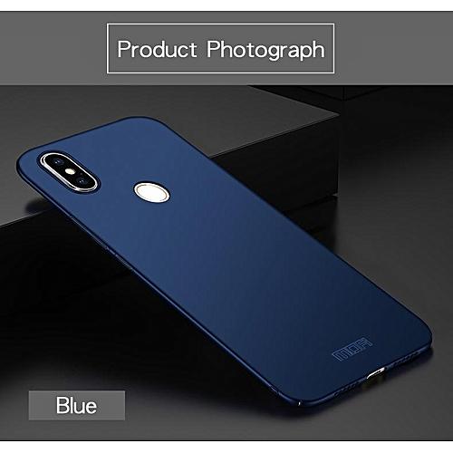 87d65612549 Generic For Xiaomi Mi Max 3 Luxury Hard PC Case For Xiaomi Mi Max 3 Phone  Back Cover 221561 (Blue)