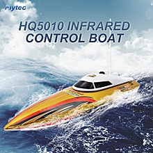 HQ5010 Infrared Control Boat 15km/h Super Speed Electric RC Ship Toys