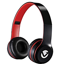 Nova Series Headphones - Red