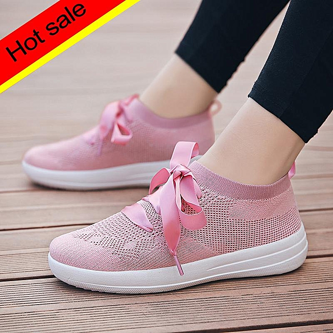acc378fd7a9 Spring Autumn Women Ladies Feminine Fashion Casual Mesh Air Shallow Low Comfort  Slip-On Loafers