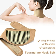 Therapy Wrap Protect Tourmaline Belt Support Tourmaline Neck Guard Self-heating Brace Magnetic Spontaneous Heating Neck braces