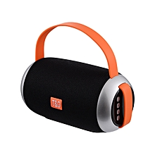 Portable Bluetooth Speaker with  Microphone (Black)