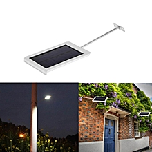 15 LEDs Solar Powered Ultra-thin Outdoor Security Light Water-resistant Wall Street Light Garden Pathway Lamp JY-M