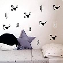 Cartoon Creative Children's Room Decorative Wall Stickers