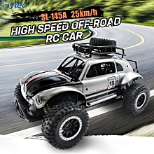 SL-145A Rock Crawler RC Buggy Car 1/14 2.4G 2WD 25KM/h Full Scale RC Off-road Car Gift for Kids