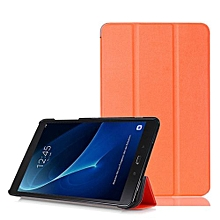 Slim Leather Case Cover  For Samsung Galaxy Tab A 10.1 (2016) SM-T580N-T585N OR