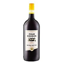 Natural Sweet Red Wine - 1.5L