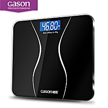 180KG/50G Bathroom Body Scales Glass Weight Balance Bariatric LCD Display