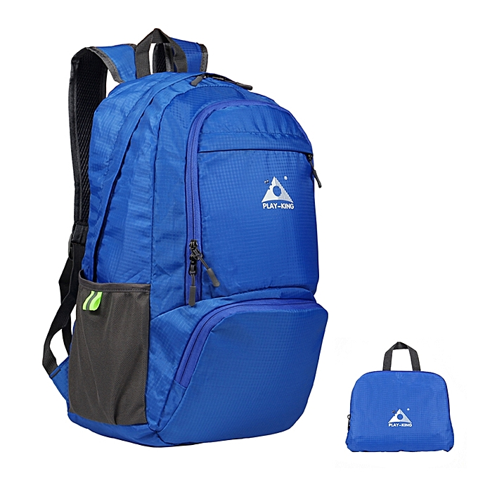 0b0c1cd616 Lightweight Foldable Backpack Water-resistant Folding Bag Outdoor Pack for  Women Men Travel Camping Hiking