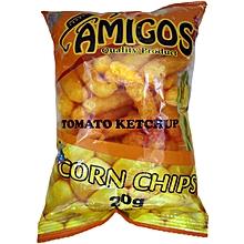 Corn Chips Tomato Ketchup - 20g