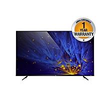 P6 UHD 4K Smart TV - 50″ - Black