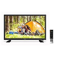 "32"" Digital Solar Powered TV System 12v  240v -Rechargeable Battery Powered Portable TV"