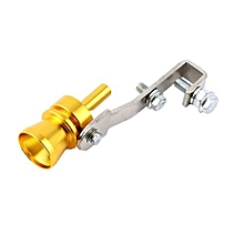 Car Turbo Fake Sound Exhaust Whistle Blow off Valve Simulator S Universal