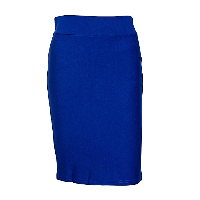 442f2e3112 Generic Royal Blue Pencil Skirt @ Best Price Online | Jumia Kenya