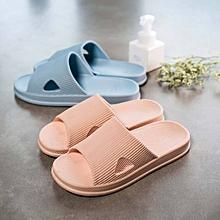 XIAOMI One Cloud Home Bathroom Antiskid Safe Massage Antibacterial Quick Dry Soft Elastic Slippers 270mm