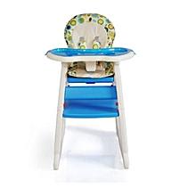 Baby Feeding Chair - Blue